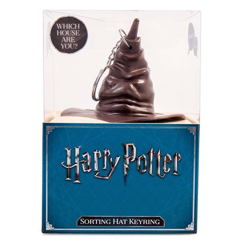 Harry Potter Sorting Hat Keyring