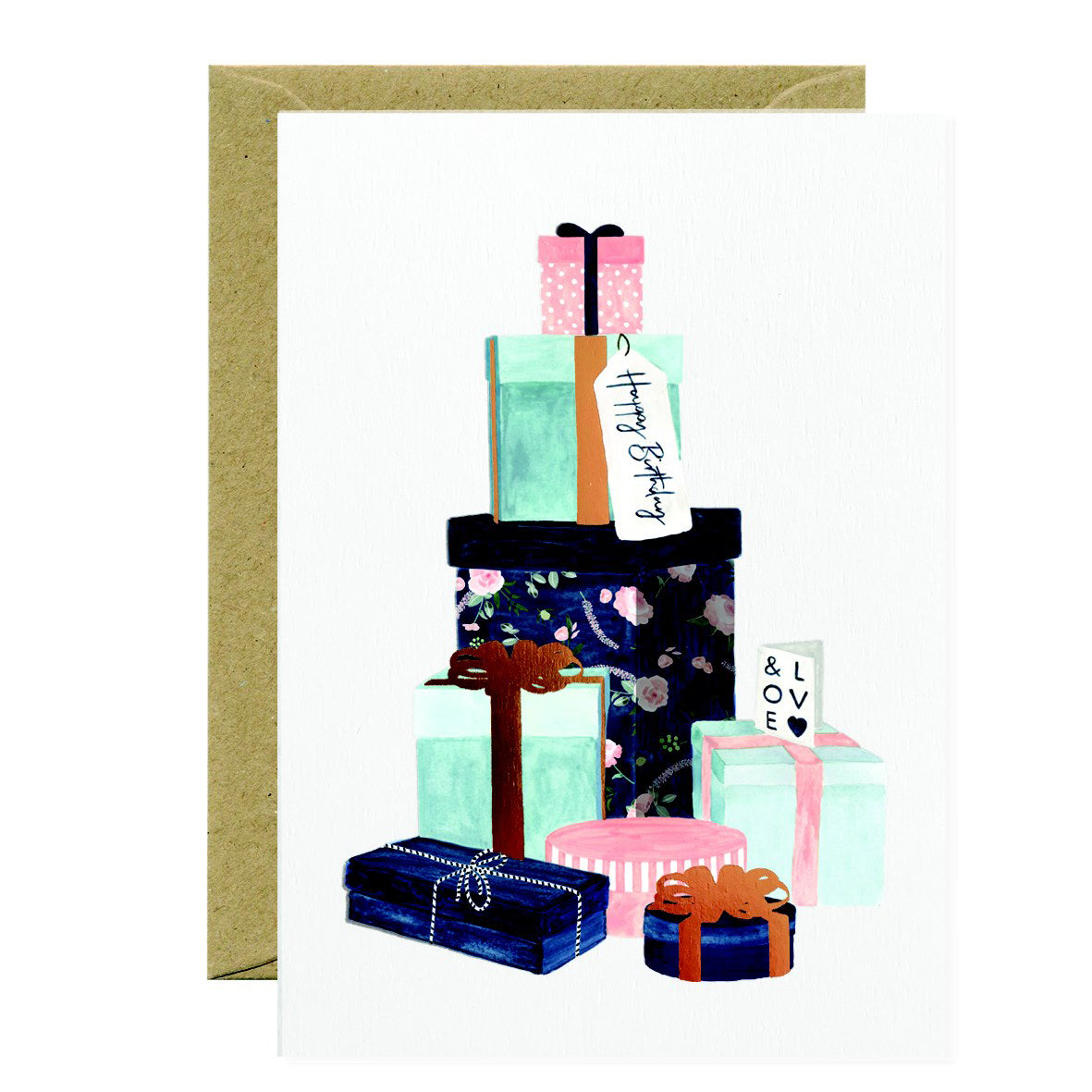 Gift Card - Happy Birthday Gifts