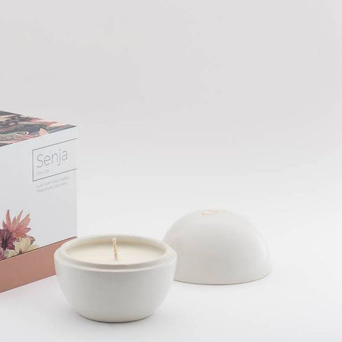 Only Orb Ceramic - Senja Candle