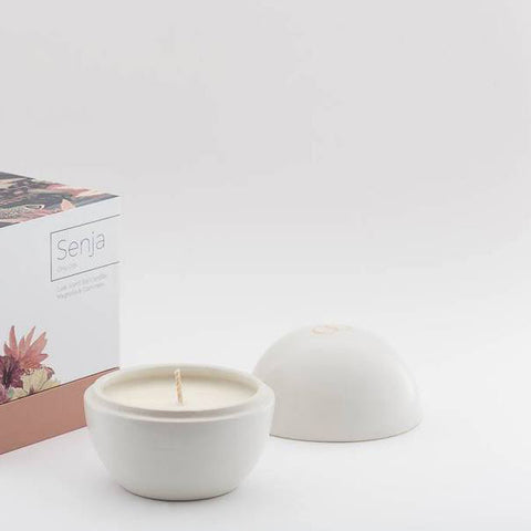 Maraca Luxury Candle - Velvet Noir