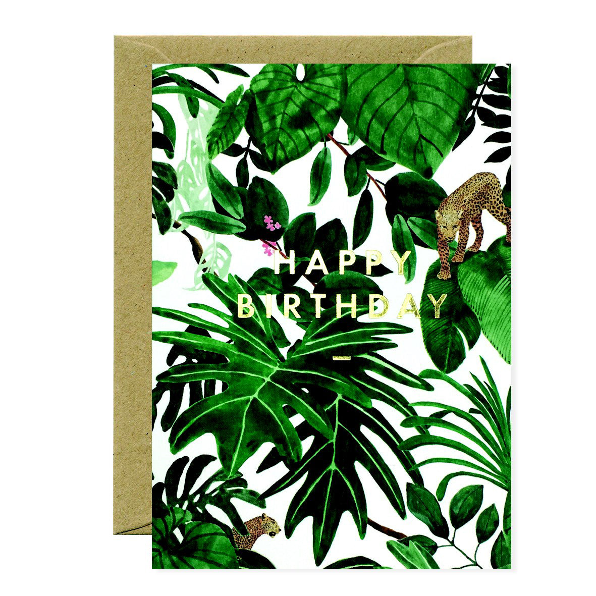 Gift Card - Jungle Happy Birthday