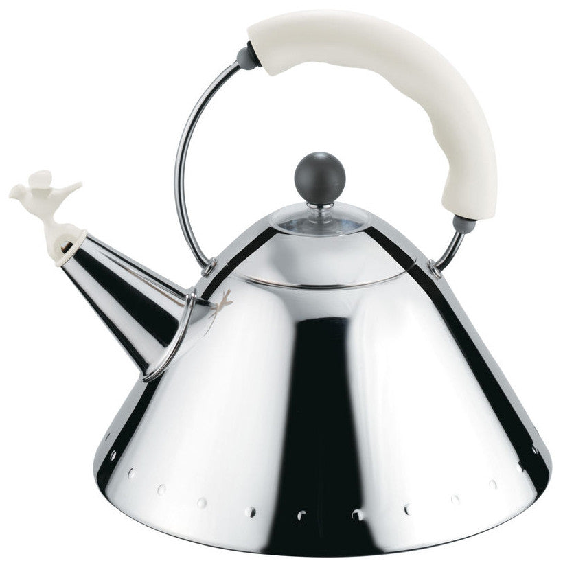 Alessi Michael Graves Bird Whistle Kettle