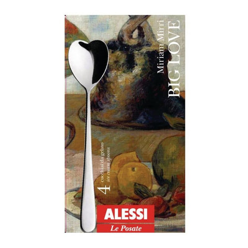 Alessi Big Love Spoon Set