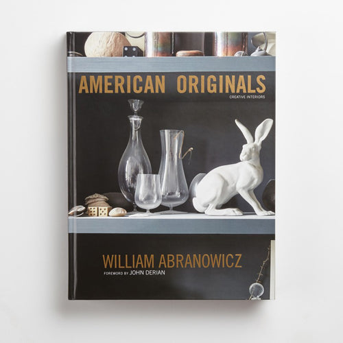 American Originals - William Abranowicz Book