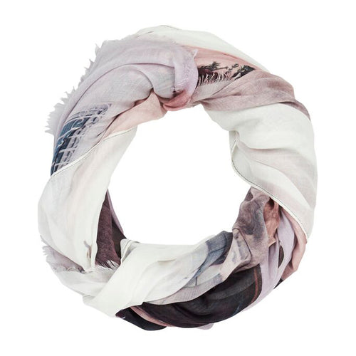 Bird & Knoll Cashmere Blend Scarf - Italy