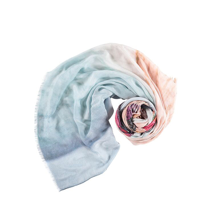 Bird & Knoll Cashmere Blend Scarf - Los Cabos