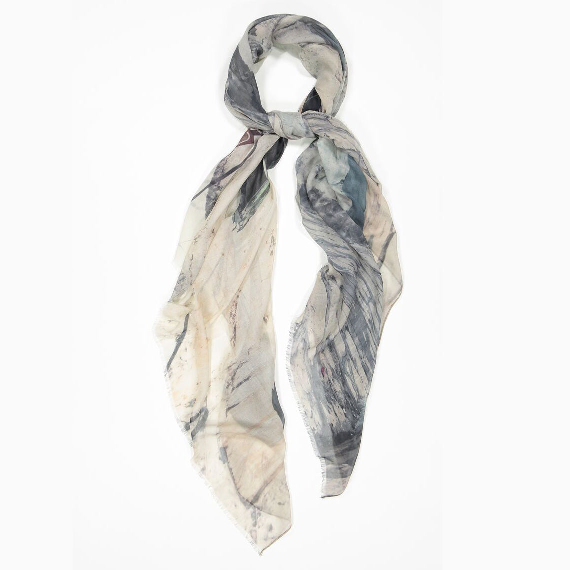 Bird & Knoll Cashmere Blend Scarf - Israel
