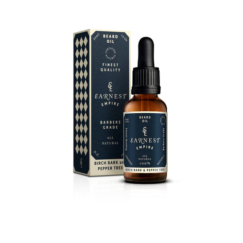 Earnest Empire Beard Oil