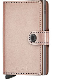 Secrid Miniwallet - Metallic