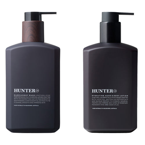 Hunter Lab Hand & Body Kit