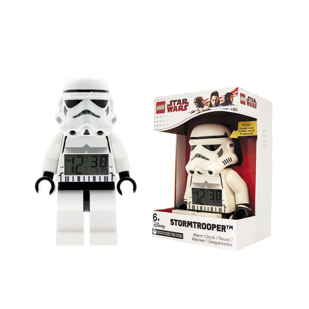 Lego Alarm Clock Storm Trooper