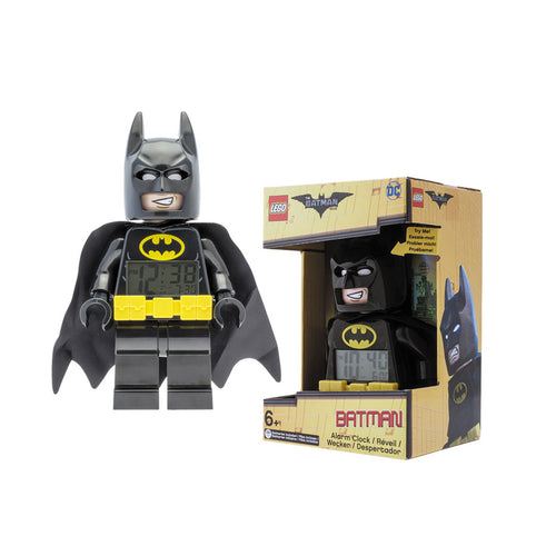Lego Alarm Clock Batman