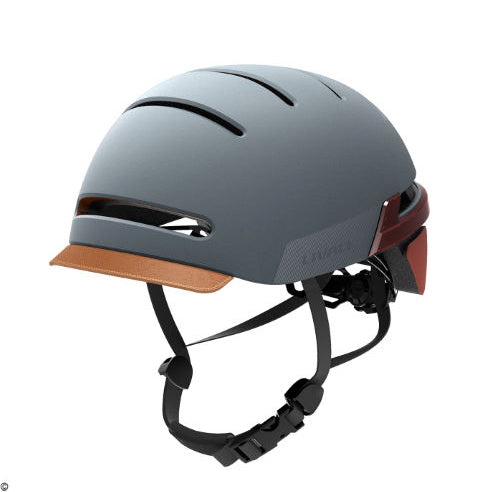 Livall Smart Helmet is the ultimate safety accessory.  Featuring LED lights, bluetooth enabled, SOS alert and phone call capable this smart helmet has been designed with the safety conscious cyclist in mind. The perfect accessory for any of our Electric Bikes & Segways