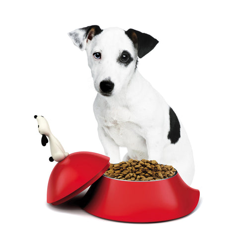 Alessi Lula Dog Bowl