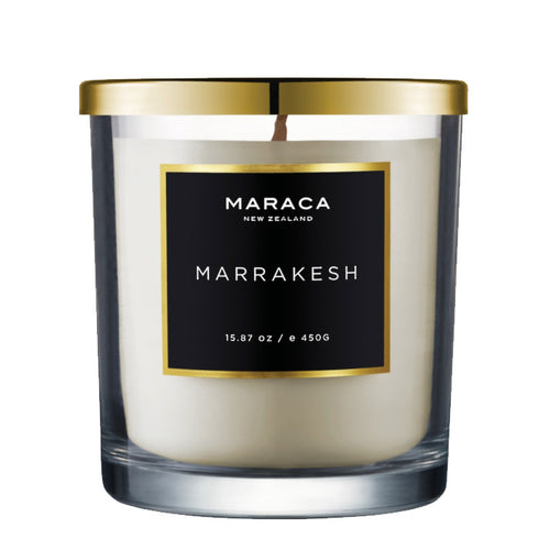 Maraca Luxury Candle - Marrakesh