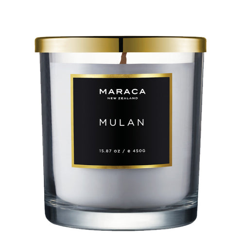 Maraca Luxury Candle - Mulan