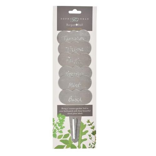 Sophie Conran Metal Herb Labels