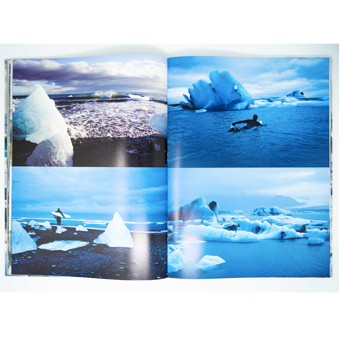 Distant Shores: Surfing the Ends of the Earth by Chris Burkard