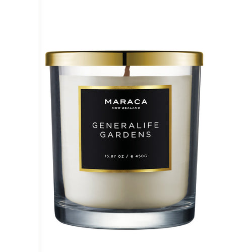 Maraca Luxury Candle - Generalife Gardens