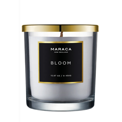Maraca Luxury Candle - Bloom