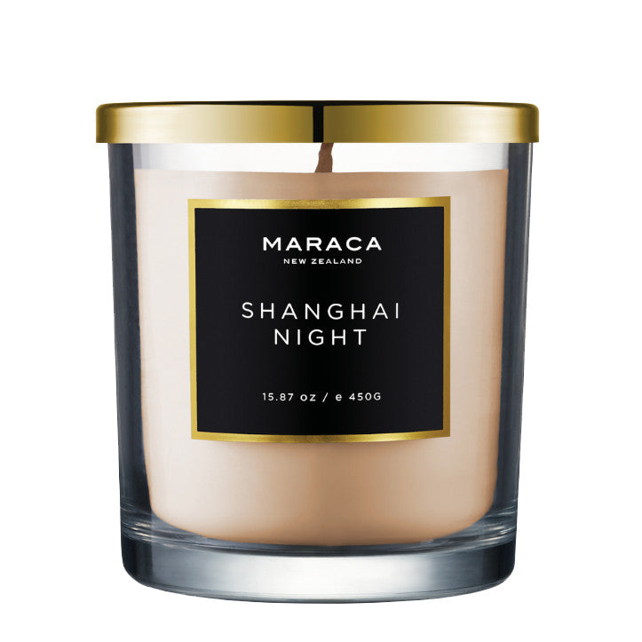 Maraca Luxury Candle - Shanghai Night