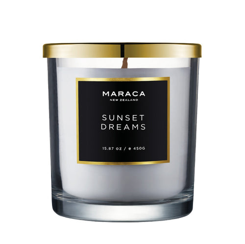Maraca Luxury Candle - Sunset Dreams