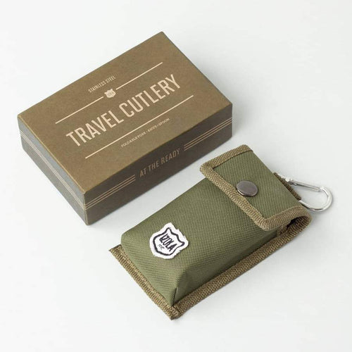 Izola Travel Cutlery