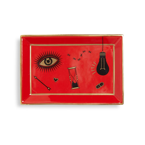 Jonathan Adler Bijoux Rectangle Tray