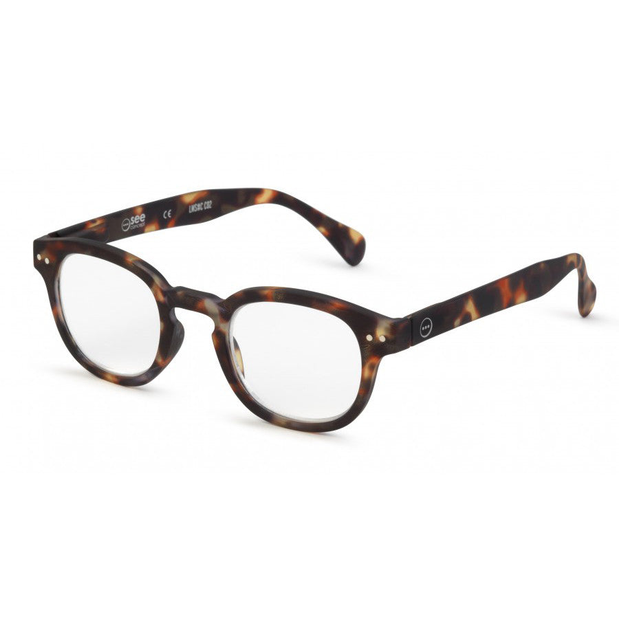 IZIPIZI (formerly See Concept) Glasses #C Tortoise