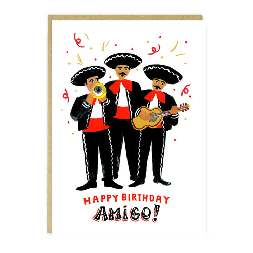 Gift Card - Happy Birthday Amigo