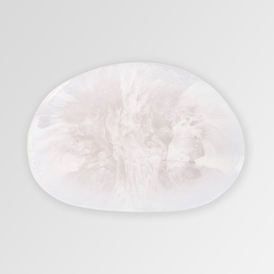 Dinosaur Designs Resin Temple Plate