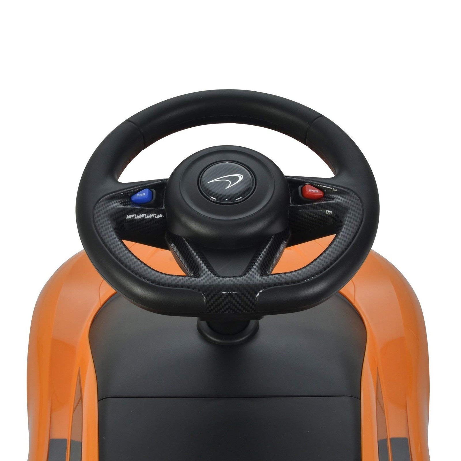 Foot to Floor Ride On - McLaren MP1 Orange