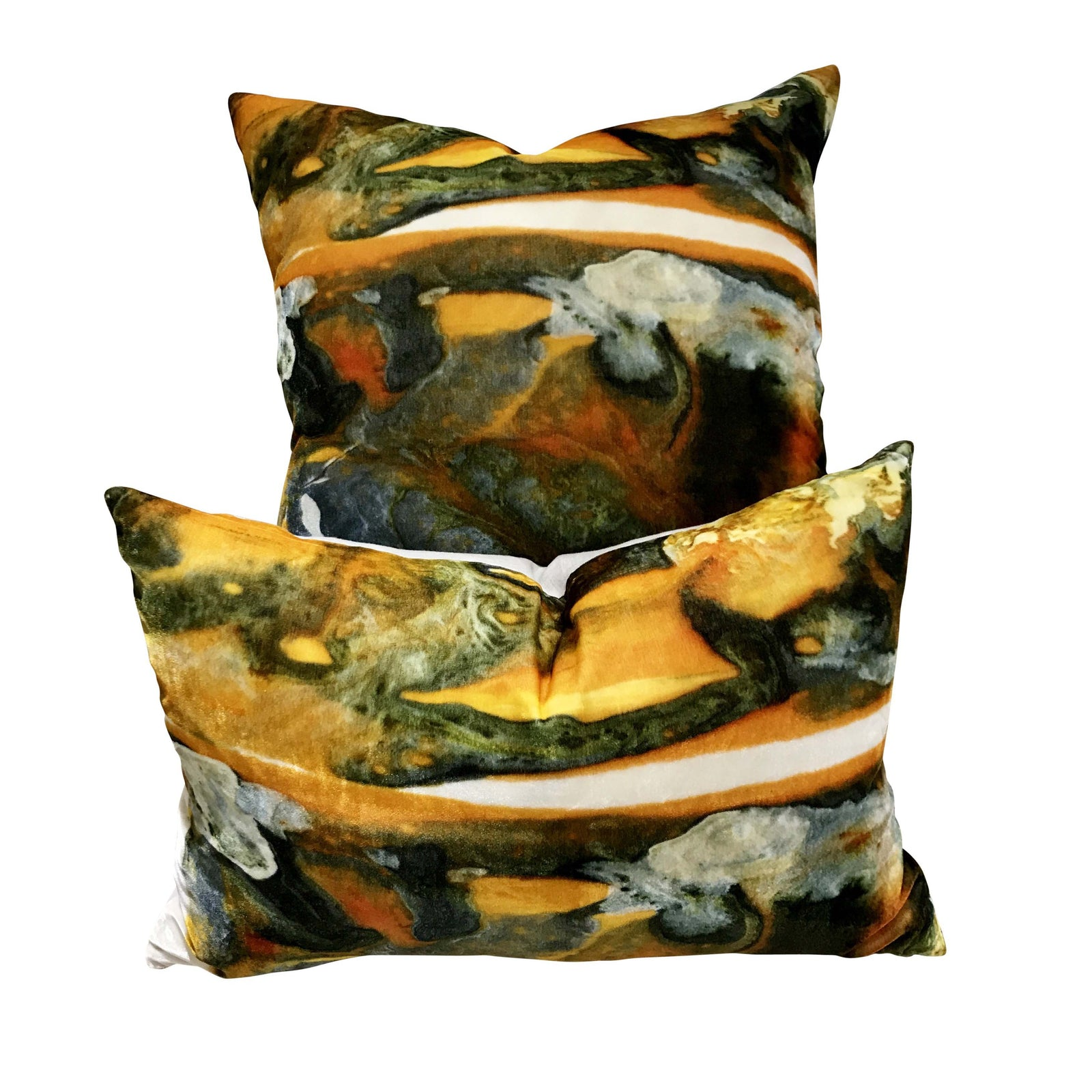 Hobbs & Co Cushion Covers - Mustard