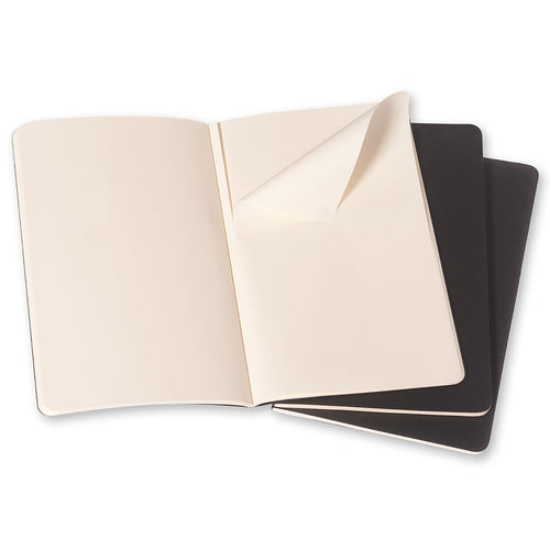 Moleskine Plain Cahier Notebook Pocket