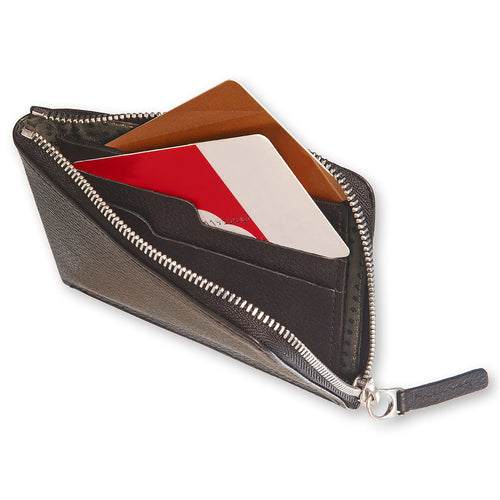 Moleskine Leather Lineage Smart Wallet