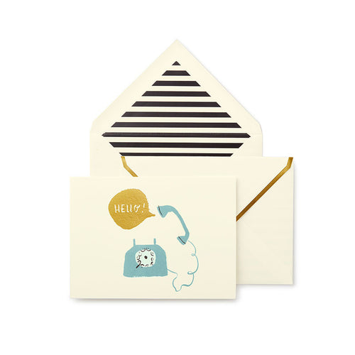Kate Spade Hello Notecards