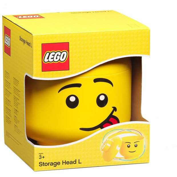 Lego Storage Head Small Faces