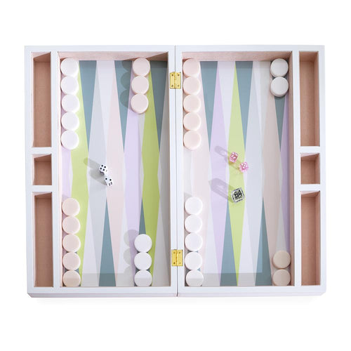 Jonathan Adler Milano Backgammon Set