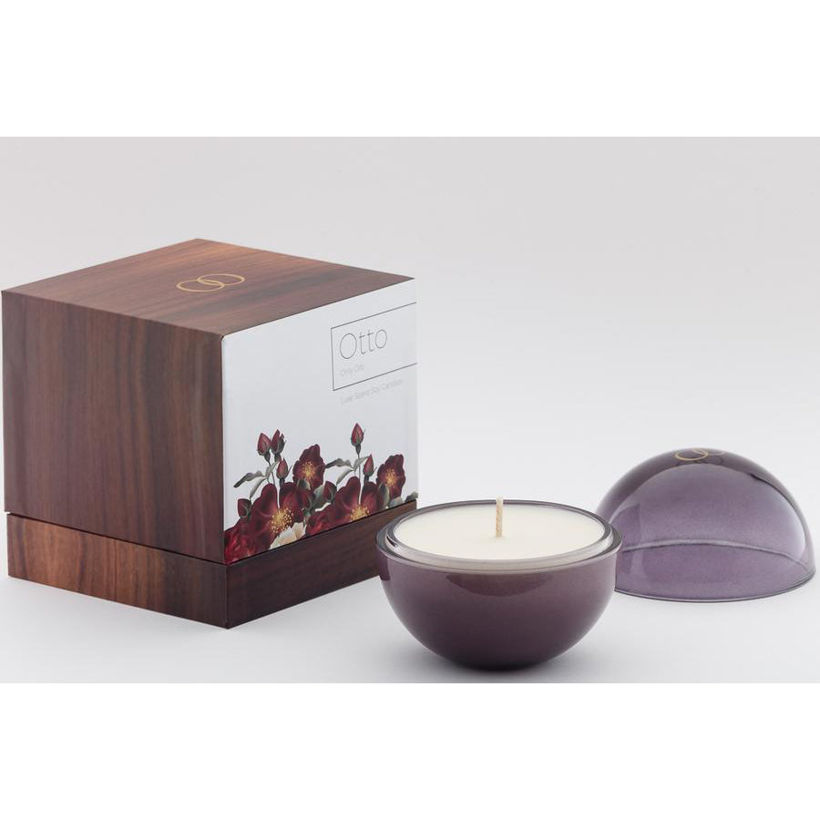 Only Orb Glass Violet - Otto Candle