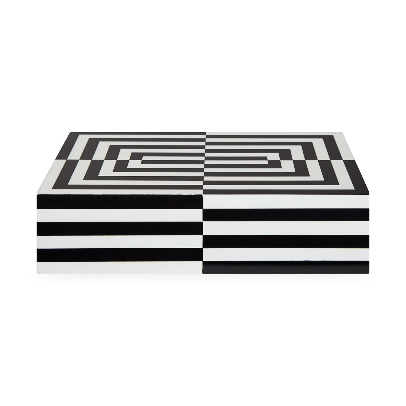 Jonathan Adler Op Art Box Large