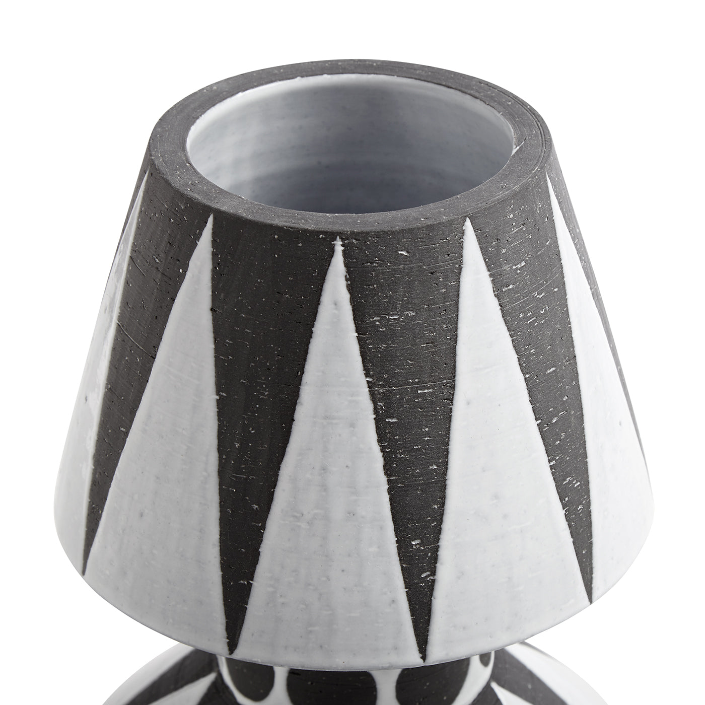 Jonathan Adler Palm Springs Diamonds Vase