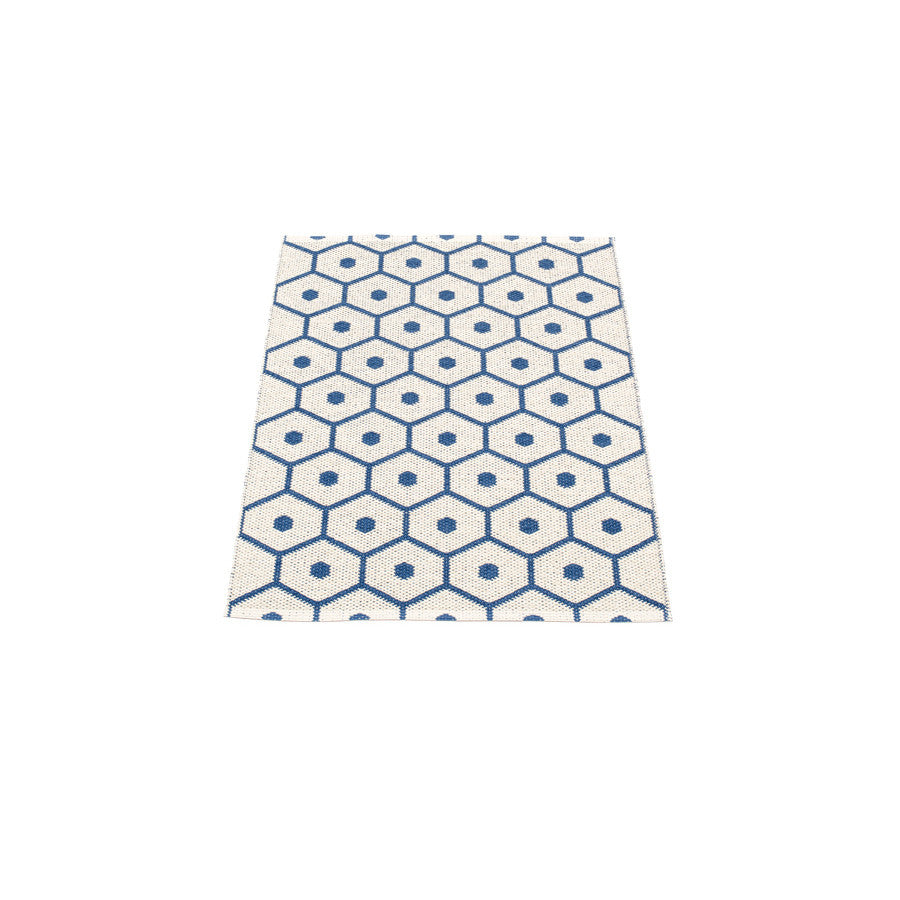 Pappelina Rug - Honey - Denim Vanilla