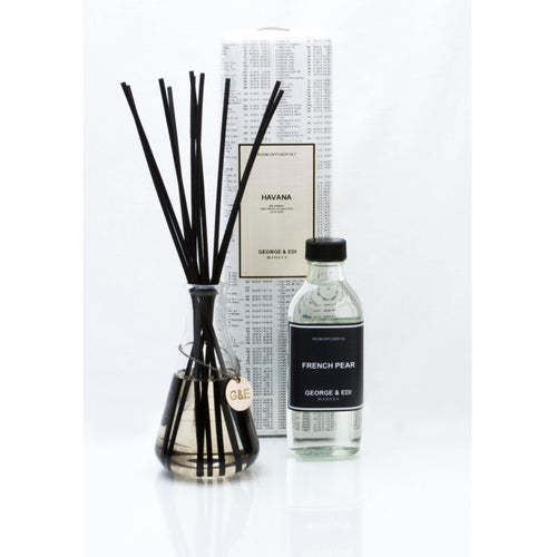 George and Edi Reed Diffuser Kit