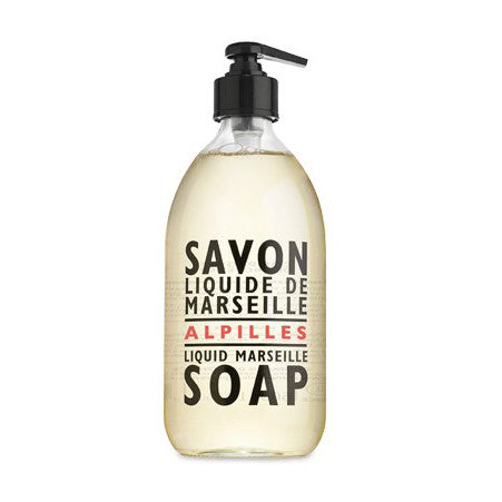 Savon de Marseille Liquid Soap Fig Lavender 500ml