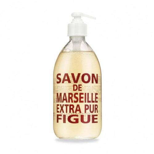 Savon de Marseille Liquid Soap Fig 500ml