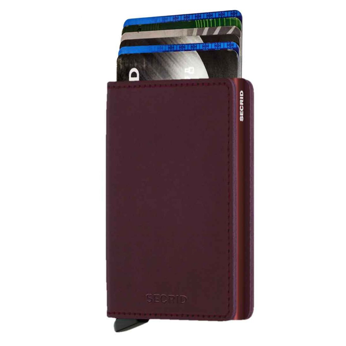 Secrid SlimWallet Bordeaux