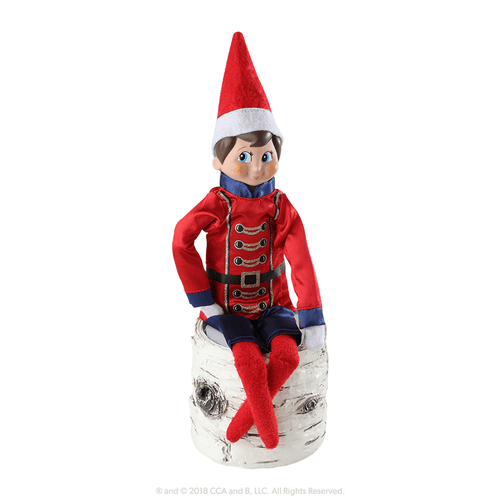 Elf Scout Claus Couture Sugar Plum Soldier