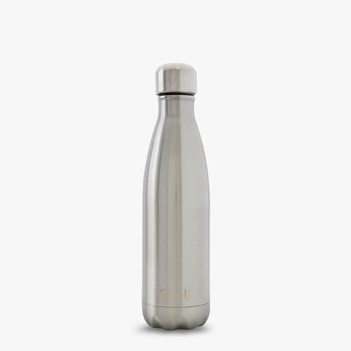 S'well Insulated Bottle - Silver
