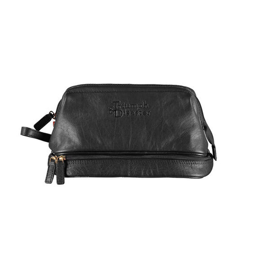 Triumph and Disaster Frank the Dopp Toilet Bag