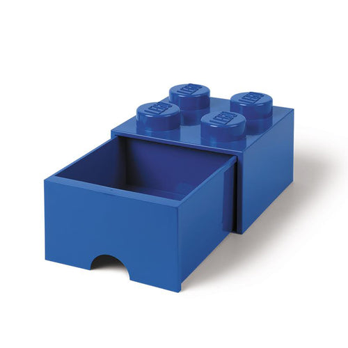 Lego Storage Brick with Drawers 4 Knobs